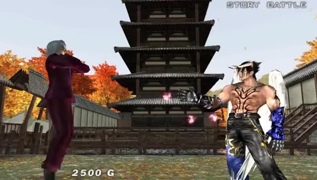 Devil Jin Dark Resurrection Wins Gif Gfycat