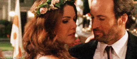 Watch this trending GIF on Gfycat. Discover more 4 season, amor, amour, dance, eyes, fandom, fanfiction, flowers, gilmore girls, java junkie, lauren graham, lorelai gilmore, love, love is in the air, luke and lorelai, luke danes, otp, perfect couple, perfect man, perfect match, pink, romantic, scott patterson, television, tie, tumblr, tv series, waltz, warner bros, wedding GIFs on Gfycat