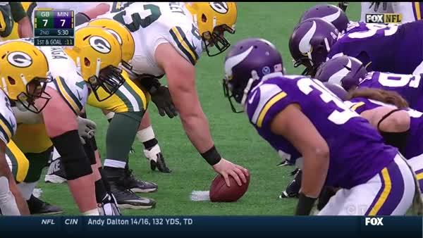 nflgifs, oddlysatisfying, Aaron Rodgers vision GIFs