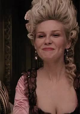 Watch this kirsten dunst GIF on Gfycat. Discover more Aristocracy, CIne, Cinema, Film, France, GIF, Kirsten Dunst, Marie Antoinette, Movie, Movies, Period, Royalty, Sofia Coppola, aristocracy, cine, cinema, film, france, gif, kirsten dunst, marie antoinette, movie, movies, period, royalty, sofia coppola GIFs on Gfycat