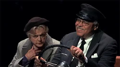 Watch this trending GIF on Gfycat. Discover more Angela Lansbury, Driving Miss Daisy, James Earl Jones, PBS, Playbill News GIFs on Gfycat