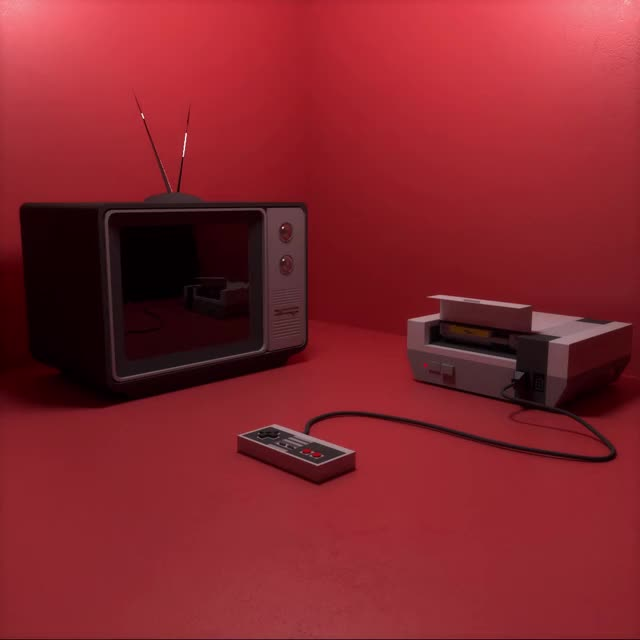 Watch and share Blender3d GIFs and Nintendo GIFs by Cherik on Gfycat