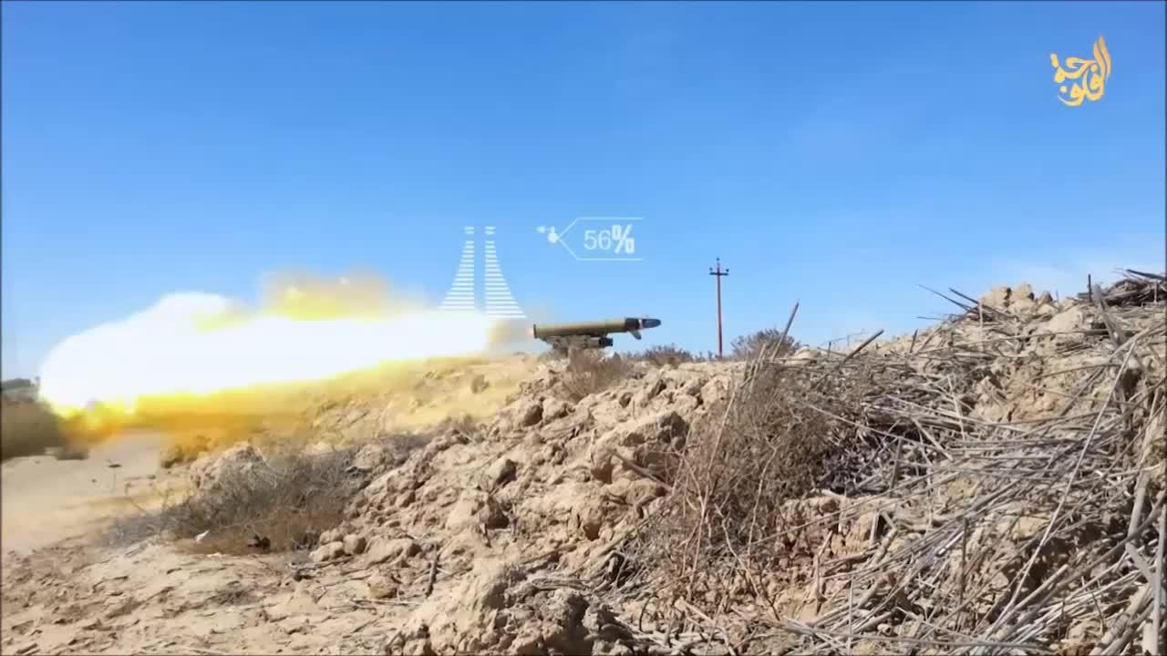 destroyedtanks, militarygfys, ISIS ATGM vs Iraqi Abrams. (reddit) GIFs
