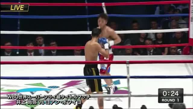 Watch Naoya Inoue's explosive power GIF by @stnstn on Gfycat. Discover more anime, boxing, fujitv, japan, knockdown, knockout, naoa inoue, new years eve, ohara davies stay strong, roy jones nude GIFs on Gfycat