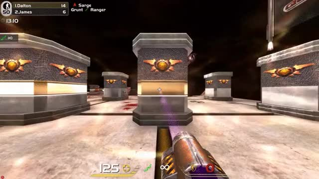 Watch Quake Instagib GIF on Gfycat. Discover more related GIFs on Gfycat