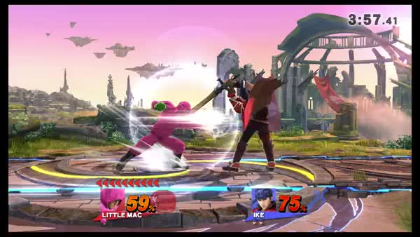 Watch TIL Ike's beefy counter can stop a KO punch (reddit) GIF by @herru on Gfycat. Discover more smashbros GIFs on Gfycat