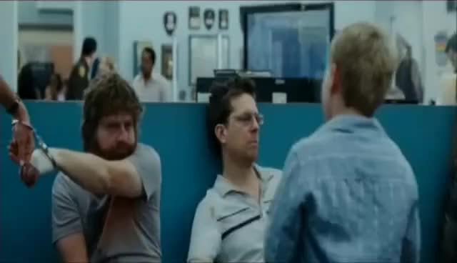 Watch The Hangover: Police Phone Call GIF on Gfycat. Discover more related GIFs on Gfycat