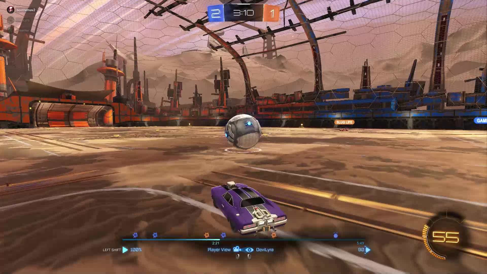 RocketLeague, stop goal GIFs