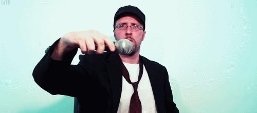 Doug Walker, mic drop, Mic Drop GIFs