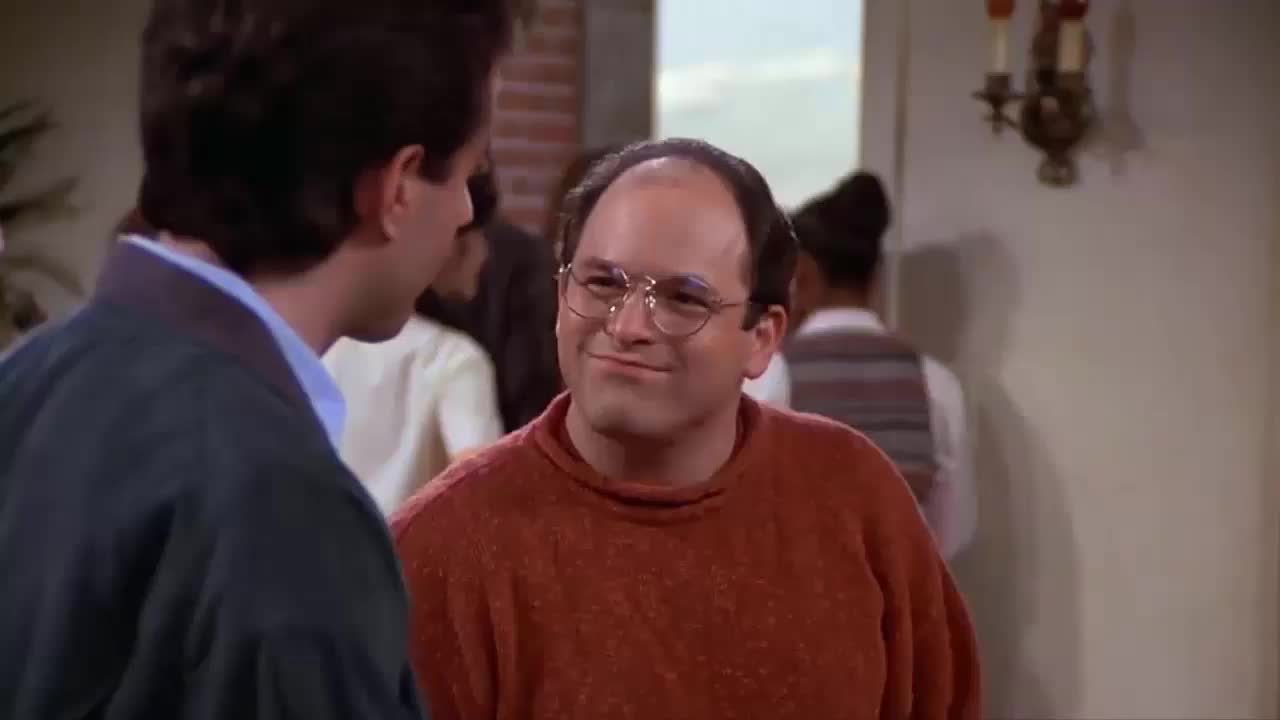 george costanza, jason alexander, lord of the idiots, seinfeld, Constanza Lord of the Idiots Seinfeld GIFs