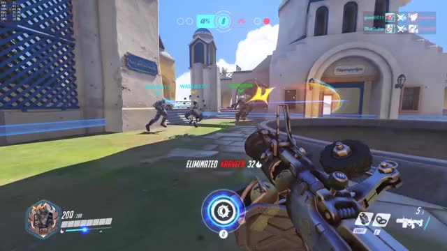 Watch and share Overwatch GIFs and Junkrat GIFs by Lord Quinzulin on Gfycat