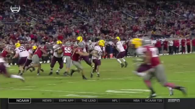 Watch Holiday Bowl Highlight: Shannon Brooks' Touchdown Catch GIF by Jamie Hayes (@jamiehayes) on Gfycat. Discover more minnesota golden gophers, umn, university of minnesota GIFs on Gfycat
