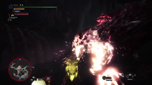 Watch Monster Hunter: World_20190309201215 GIF on Gfycat. Discover more PS4share, Gaming, HansOffMySolo, Logan Van Gorp, Monster Hunter: World, PlayStation 4, Sony Interactive Entertainment GIFs on Gfycat