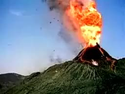 Watch and share Eruption GIFs and Volcanic GIFs on Gfycat