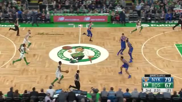 Kyrie Irving's Best Offensive Highlights | 2018-2019 NBA Season GIF