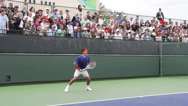 Watch and share Roger Federer Forehand Analysis Part 1 GIFs on Gfycat