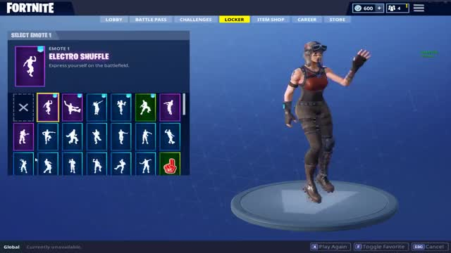 Watch and share Renegade Raider GIFs and Skull Trooper GIFs by Breezy ツ on Gfycat