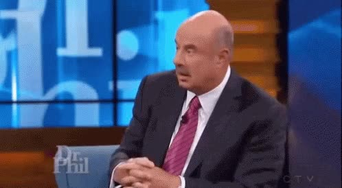 Watch and share Dr. Phill GIFs on Gfycat