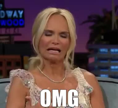 Watch and share Kristin Chenoweth GIFs and Omg GIFs by Reactions on Gfycat