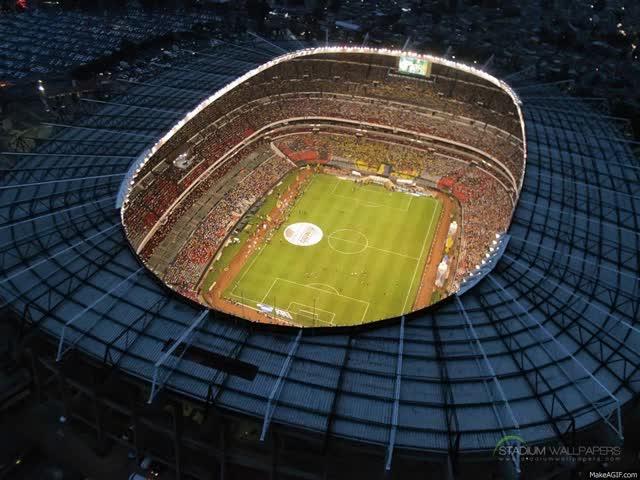 Watch and share Estadio Azteca ( Mexico City, Mexico) GIFs on Gfycat