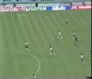 Watch and share Benjamin Massing Vs Claudio Caniggia GIFs on Gfycat