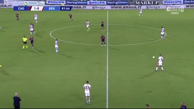 Watch and share Cagliari GIFs and Soccer GIFs by potepiony on Gfycat