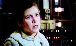carrie fisher, nerf GIFs