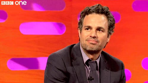 Watch my gifs graham norton by me the graham norton show his face mark ruffalo he's like a wounded puppy GIF on Gfycat. Discover more mark ruffalo GIFs on Gfycat