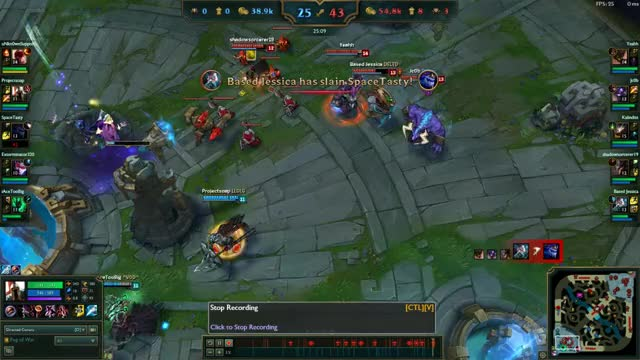 Watch and share League Of Legends GIFs and Quadra GIFs by jermmie on Gfycat
