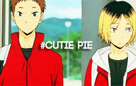 Watch and share Pudding Head Son GIFs and Kozume Kenma GIFs on Gfycat