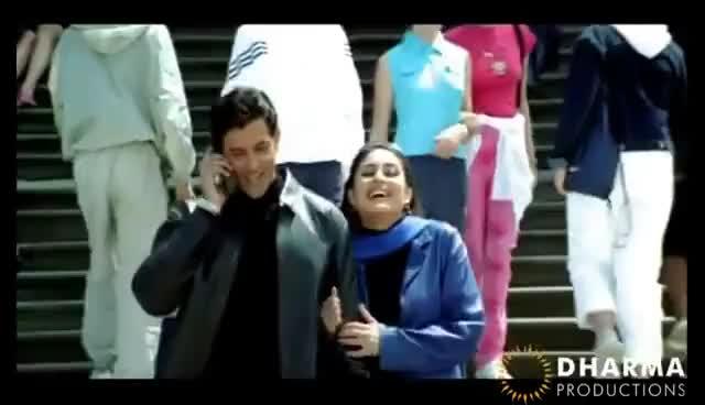 Watch and share London Visit - Emotional Scene - Kabhi Khushi Kabhie Gham - Shahrukh Khan, Amitabh Bachchan GIFs on Gfycat