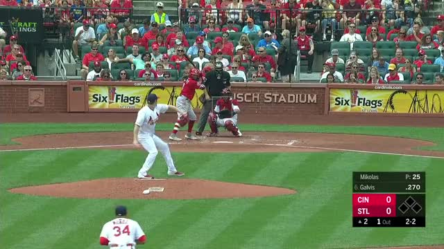 Watch and share Cincinnati Reds GIFs and Baseball GIFs by craigjedwards on Gfycat