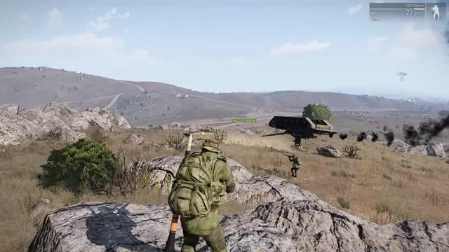 Watch and share Arma 3 GIFs by epicallyelite on Gfycat