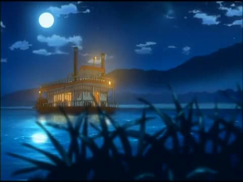 Watch and share Episode 32 - The River Queen English Dub GIFs on Gfycat