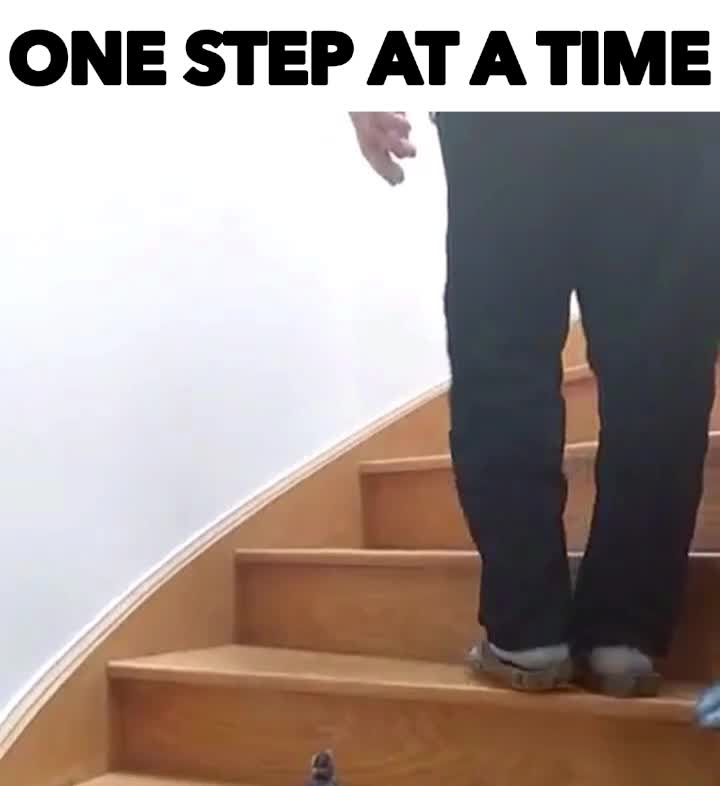 Step by step GIFs