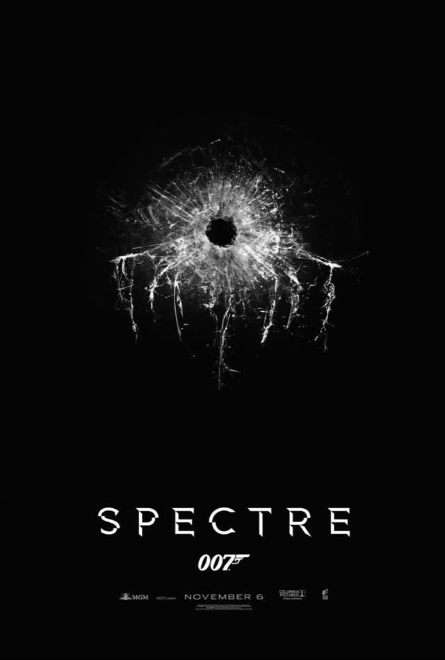 Watch A comparison of the SPECTRE logo and the new SPECTRE movie poster I just put together. (reddit) GIF on Gfycat. Discover more jamesbond GIFs on Gfycat