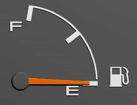 Watch Fuel gauge animation GIF on Gfycat. Discover more related GIFs on Gfycat