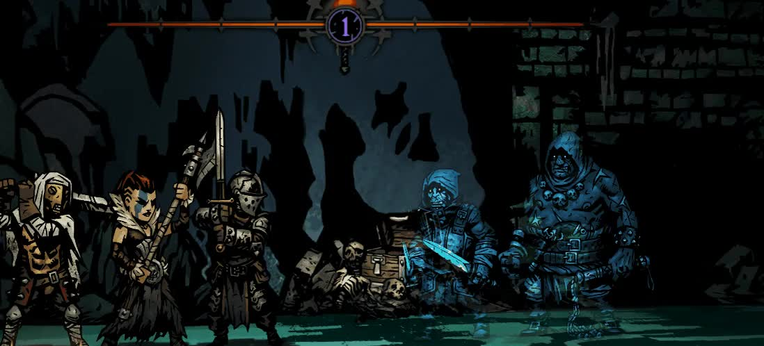 Topic: Has anyone tried opening up cove? | Darkest Dungeon GIFs