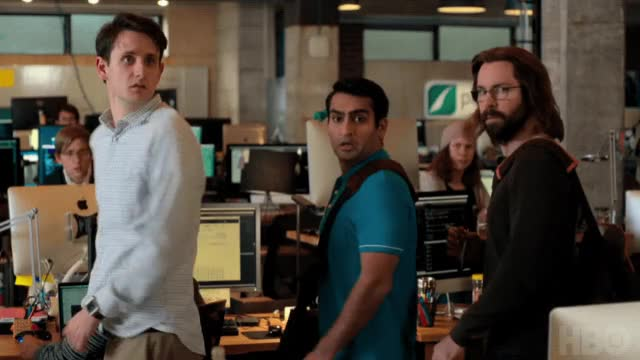 Watch and share Kumail Nanjiani GIFs and Silicon Valley GIFs by Reactions on Gfycat