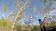 Watch Rope Swing GIF on Gfycat. Discover more related GIFs on Gfycat