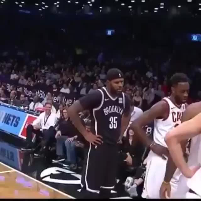 Watch and share Trevor Booker Joins Cleveland's Huddle. GIFs on Gfycat