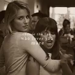 Watch and share Love Confession GIFs and Faberry GIFs on Gfycat