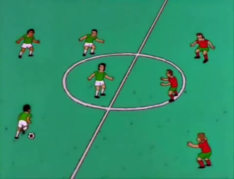 Watch and share Football GIFs and Simpsons GIFs on Gfycat