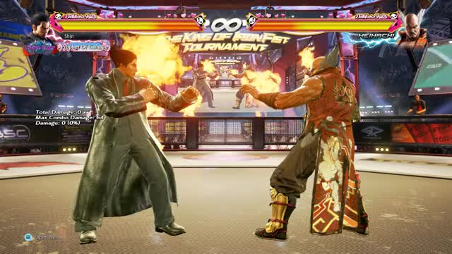 Watch Dad Tekken GIF on Gfycat. Discover more tekken GIFs on Gfycat