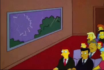 Watch and share I Don't Want Any Damn Vegetables : TheSimpsons GIFs on Gfycat