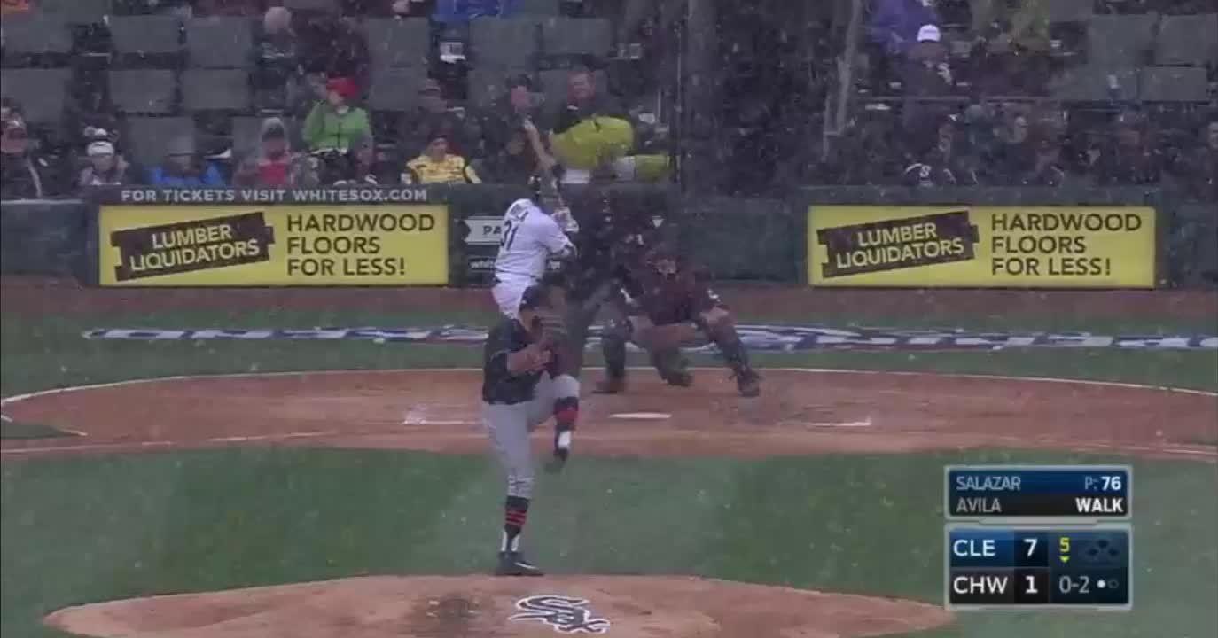 baseball, wahoostipi, Salazar 7 K's vs White Sox: #6 GIFs