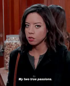 Watch done is done GIF on Gfycat. Discover more april ludgate, dailyparksnrec, gif*, is so amazing how every line on this show is such an masterpiece, parks and rec, parks and recreation, q, specially april's one oh ym god i just love her sm GIFs on Gfycat