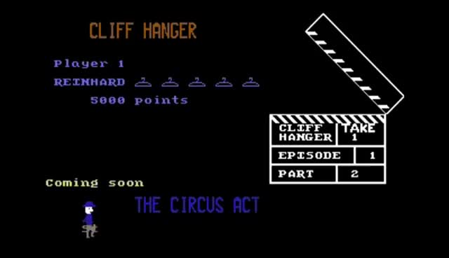 Watch C64-Longplay - Cliff Hanger (720p) GIF on Gfycat. Discover more related GIFs on Gfycat