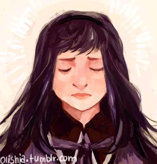 Watch and share Homura Fan Art GIFs and Madoka Magica GIFs on Gfycat