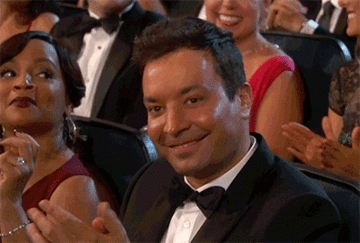 applause, clap, clapping, jimmy fallon, respect, slow clap, Jimmy Fallon Clapping GIFs